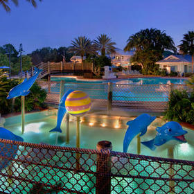 Disney's Old Key West Resort Children's Pool
