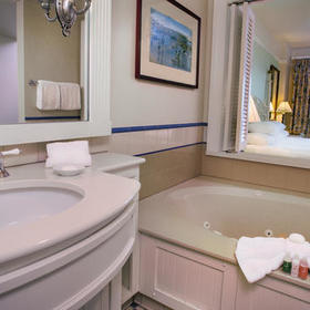 Disney's Beach Club Villas Bathroom