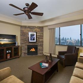 The Ridge Tahoe — Living Space
