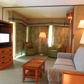 Lehigh Resort Club Living Area