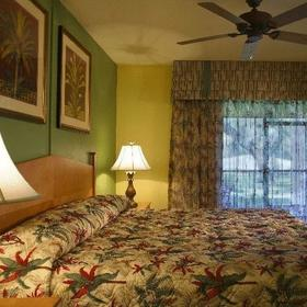 Lehigh Resort Club Bedroom