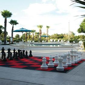 Marriott's Sabal Palms Chess