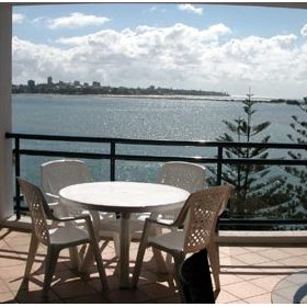 WorldMark Golden Beach Resort — - Unit Balcony