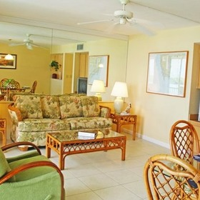 Sunrise Bay Resort & Club Living Area