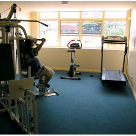 WorldMark Port Macquarie — - Exercise Facility