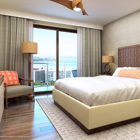 The Grand Islander by Hilton Grand Vacations Club Bedroom