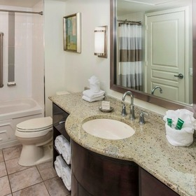 Hilton Grand Vacations Club (HGVC) at McAlpin-Ocean Plaza Bathroom