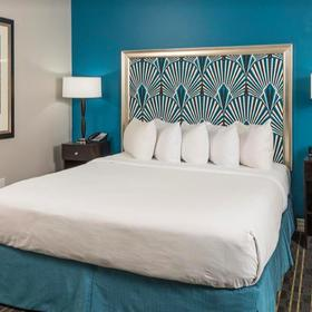 Hilton Grand Vacations Club (HGVC) at McAlpin-Ocean Plaza Bedroom