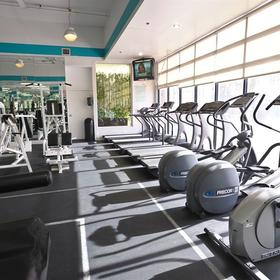 Crystal Beach Suites Hotel Fitness Center