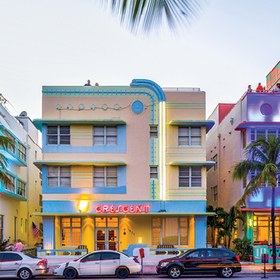 The Crescent Resort on South Beach Exterior