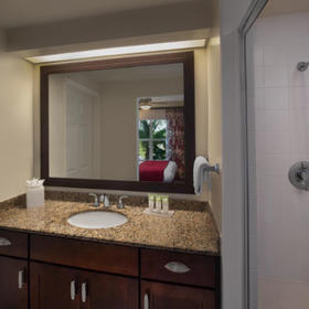 Marriott's Harbour Lake Bathroom