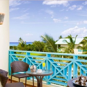 Dreams La Romana Resort and Spa Balcony