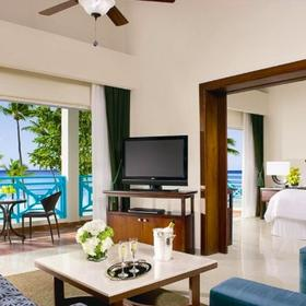 Dreams La Romana Resort and Spa Living Area