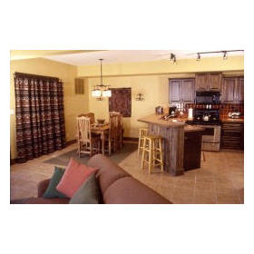 Northstar Mountain Village — - Unit Kitchen & Dining Area