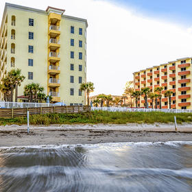 The Cove on Ormond Beach - North Tower Exterior
