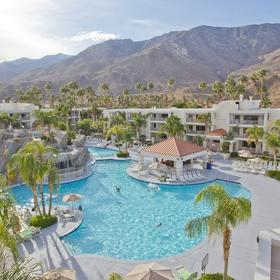 Palm Canyon Resort And Spa Timeshare Rentals Redweek