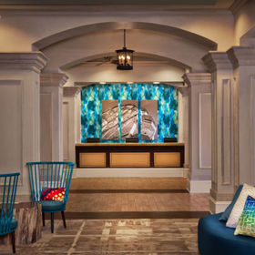 Marriott's OceanWatch Villas at Grande Dunes Lobby