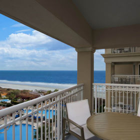 Marriott's OceanWatch Villas at Grande Dunes Balcony