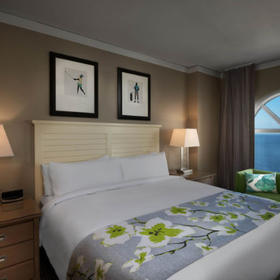 Marriott's OceanWatch Villas at Grande Dunes Bedroom