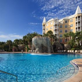 Hilton Grand Vacations Club (HGVC) at SeaWorld Pool