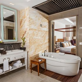 The Residences at Grand Luxxe Nuevo Vallarta — Residence Master Bath