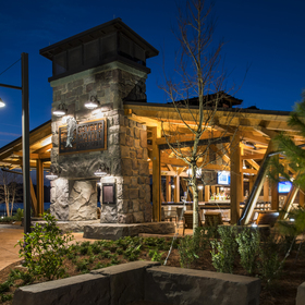 Copper Creek Villas & Cabins at Disney's Wilderness Lodge Restaurant