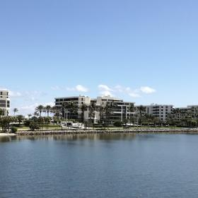 Palm Beach Waterfront Suites Exterior