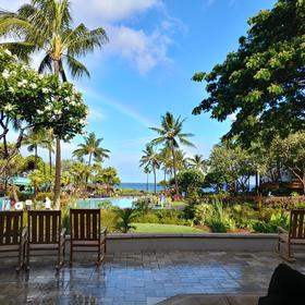 The Westin Kaanapali Ocean Resort Villas — Rainbow