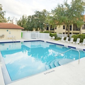 Alhambra at Poinciana — Pool