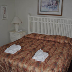 Barrier Island's Ocean Pines Beach Bedroom
