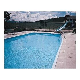 Pool at the Yellowstone Village