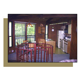 Treehouse Village at Lake Forest - Unit Kitchen