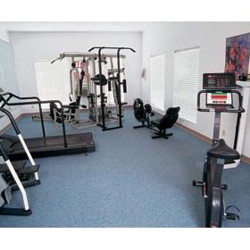 The Suites at Fall Creek — - Exercise Facility