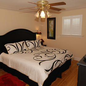 Frenchmen Orleans at 519 — Bedroom