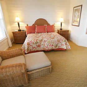 Sanibel Cottages — Bedroom