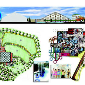 Massanutten's Mountainside Villas - water park