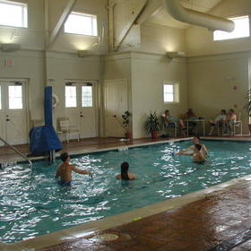Wyndham Governor's Green - Indoor Pool