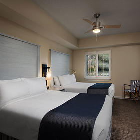 Marriott's Barony Beach Club Bedroom