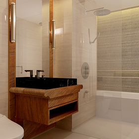 Marriott's Bali Nusa Dua Gardens — Bathroom