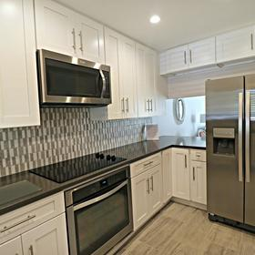 The Townhouses at St. Augustine Beach and Tennis Resort — Kitchen