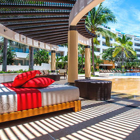 Marival Residences Luxury Resort Fountain Terrace