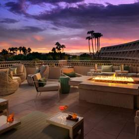 The Phoenician — Outdoor Lounge