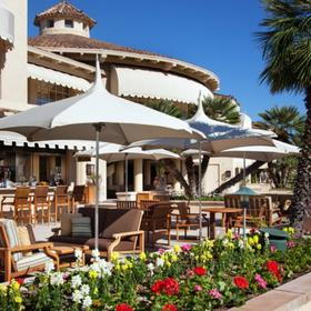 The Phoenician — Outdoor Dining