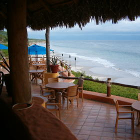 Restaurant at Rancho Banderas Vacation Villas