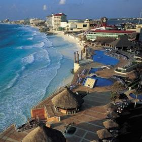 Krystal International Vacation Club Cancun — - beach