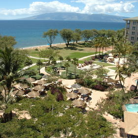 The Westin Kaanapali Ocean Resort Villas — Ocean-views from some units