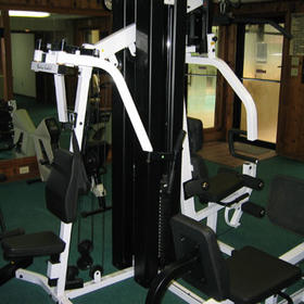 Loreley — Exercise room at