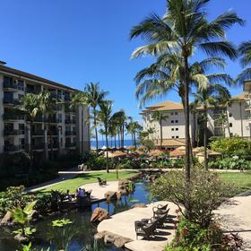 The Westin Kaanapali Ocean Resort Villas — Koi Pond