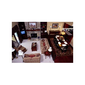 Chetola Resort unit living area