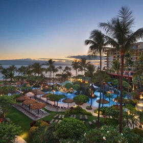 Marriott's Maui Ocean Club Exterior